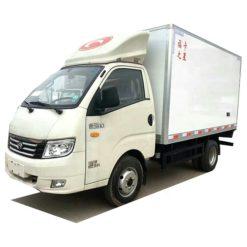 4x2 Foton 1.5 ton freezer truck