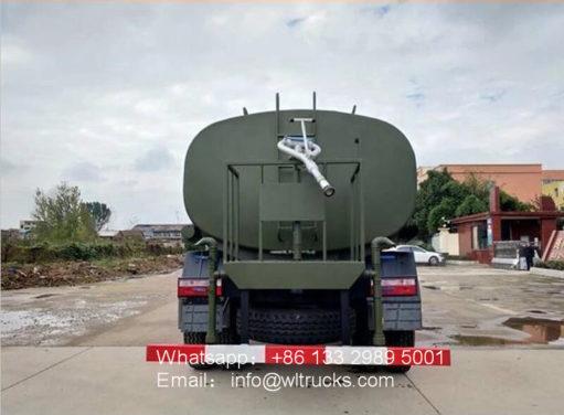 4x4 10000L to 15000L water truck
