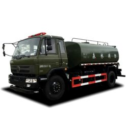 4x4 Dongfeng 10000L to 15000L water truck