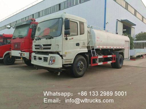 4x4 fire water truck