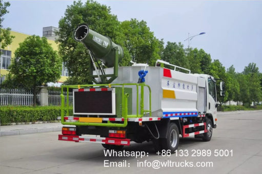 5 ton Disinfection truck