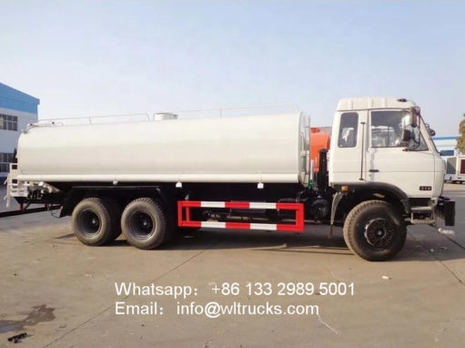 5000 gallon water delivery trucks