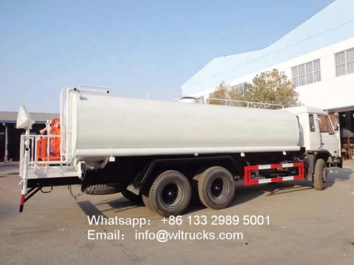 5000 gallon water trucks
