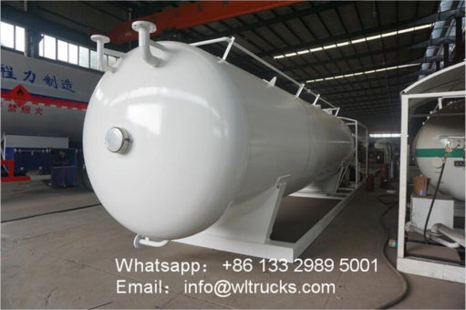 50000 liter lpg station