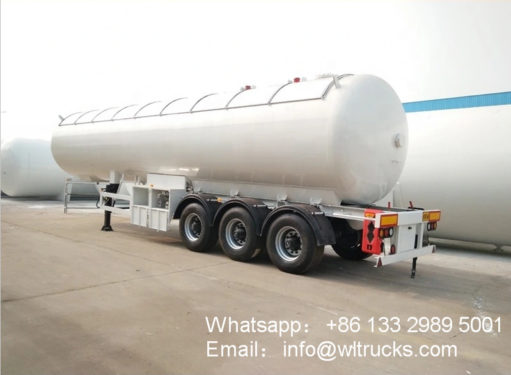 50000liters lpg trailer