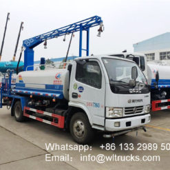 5000L fogger spray truck