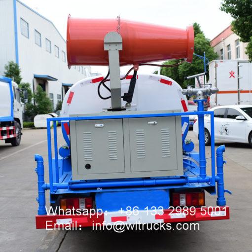 5000l Dust suppression truck