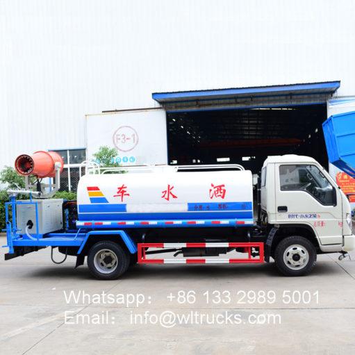 5000l Dust suppression trucks