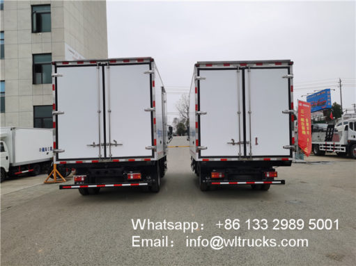 5ton cooling truck
