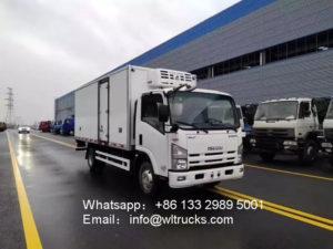 6 Ton Freezer truck picture