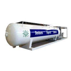 65000 liter lpg gas refill station