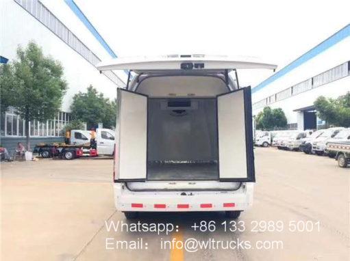 6m3 Foton mini refrigerator car