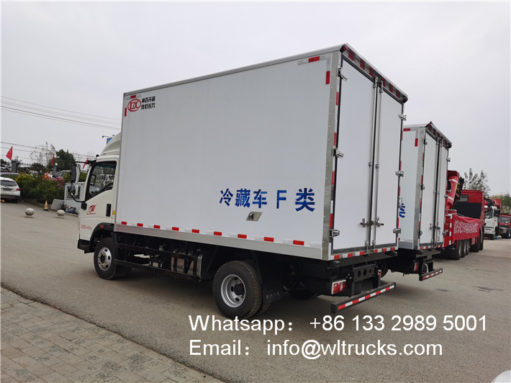 6ton cooling truck