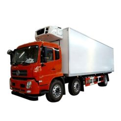 6x2 Dongfeng 16 ton to 20 ton refrigerator trucks