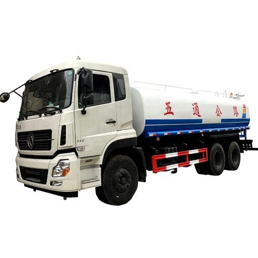 6x4 Dongfeng 20 ton to 25 ton water spray truck