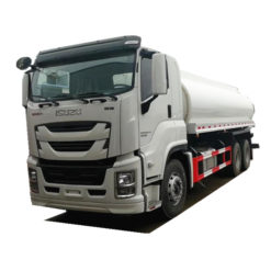 6x4 ISUZU 20000 liter to 25000liters water tank truck