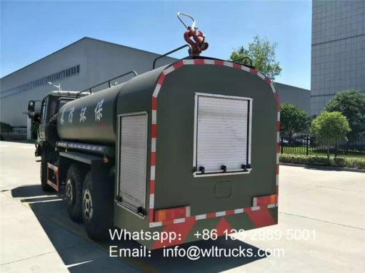 6x6 fire truck