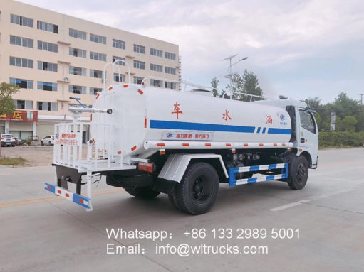 8 ton water truck