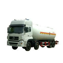 8X4 Dongfeng 35000L lpg propane truck