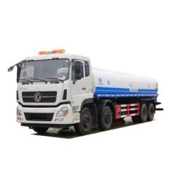 8x4 DongFeng 25cbm to 30cbm water tank truck