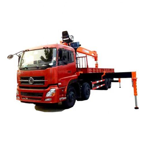 8x4 Dongfeng 14ton 16ton crane truck