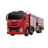 8x4 ISUZU 25 ton Dry powder water foam combined fire truck