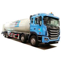 8x4 JAC 15 ton lpg refilling truck