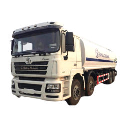 8x4 Shacman 30000liters water tank truck