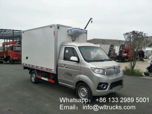 Brilliance Jinbei refrigerator truck
