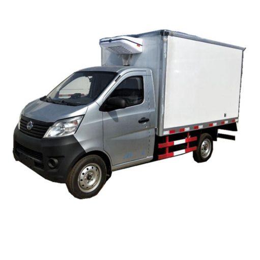 Changan gasoline refrigerator trucks