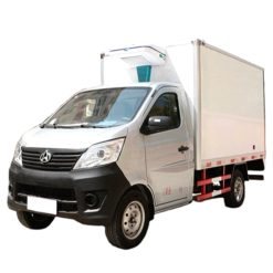 Changan mini gasoline Medical waste truck