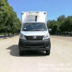 Changan mini gasoline Medical waste trucks