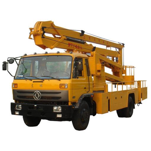 DFAC 20 meter aerial platform rescue truck