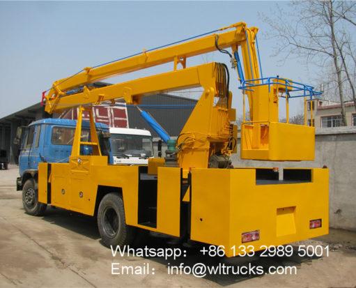 DFAC 20 meter aerial platform truck
