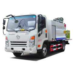 Dayun 5 ton 30 meters to 40 meters Disinfection spray truck