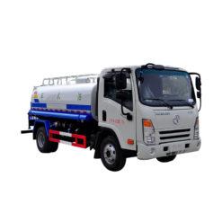Dayun 5 ton water tank truck