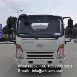 Dayun 5 ton water truck