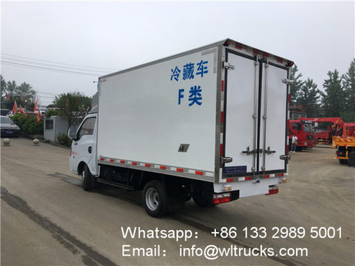 Dongfeng 1.5 ton freezer truck