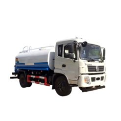 Dongfeng 10 ton to 12 ton water truck