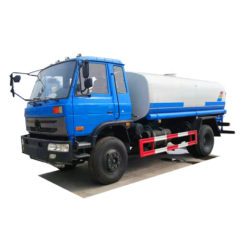Dongfeng 10000 liter to 12000liters water tanker truck