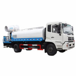Dongfeng 10000L to 15000L 60m dust suppression truck