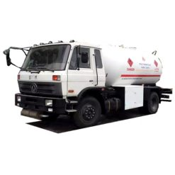 Dongfeng 10000liter to 12000 liter lpg transport truck