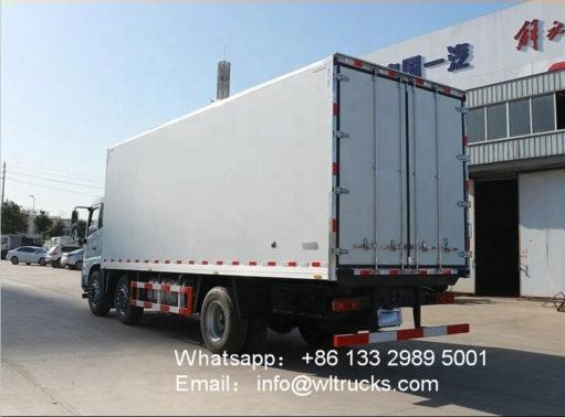 Dongfeng 16 ton to 20 ton refrigerator trucks