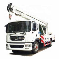 Dongfeng 22 meter street light repair aerial truck