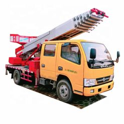 Dongfeng 28meter 30meter 32meter ladder lift truck
