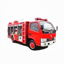 Dongfeng 3000 liter fire fighting truck