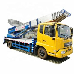 Dongfeng 38 meter to 45meters Ladder lift truck