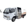 Dongfeng 4000L Road Sidework Guardrail Cleaning Truck