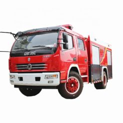 Dongfeng 4000liter fire engine truck