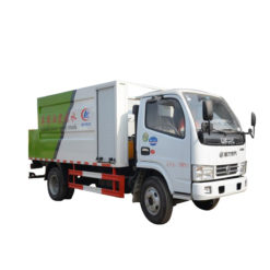 Dongfeng 4m3 Cement paste distributor spreader truck